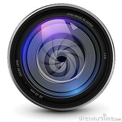 Free Camera Lens Stock Photo - 25889840