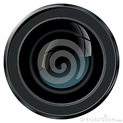 Free Camera Lens Royalty Free Stock Photography - 25987167