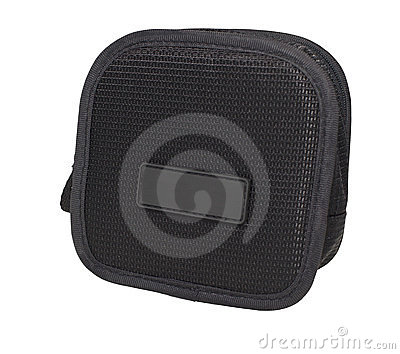 Camera lens filter bag