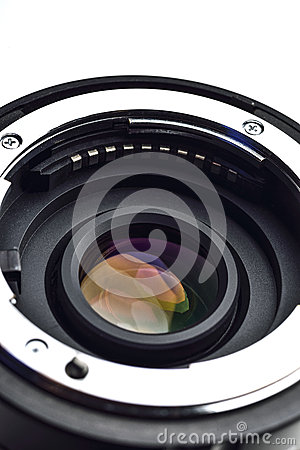 Free Camera Lens Mount With CPU Royalty Free Stock Images - 49557519