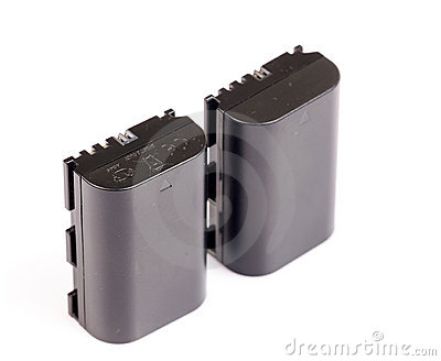 Camera lithium batteries