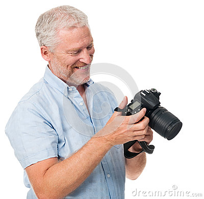 Camera man hobby