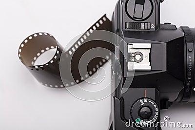 Camera negative