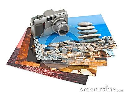 Camera and photo