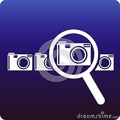 Camera search
