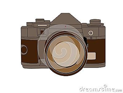 Camera sketched