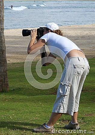 Camera technique