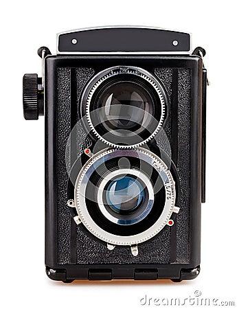Camera vintage front