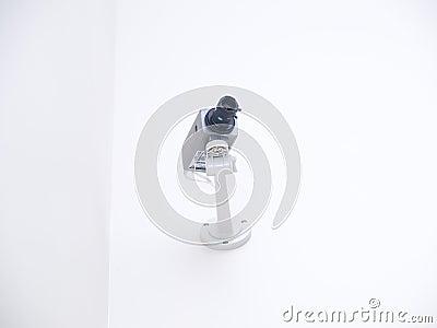 Camera White Wall