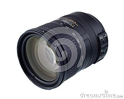 Camera zoom lense