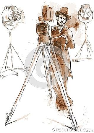 Free Cameraman Stock Photos - 28701483