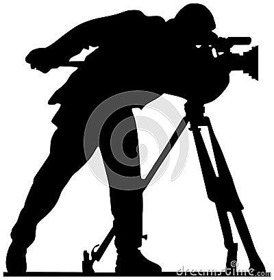 Free Cameraman Stock Photography - 3152942