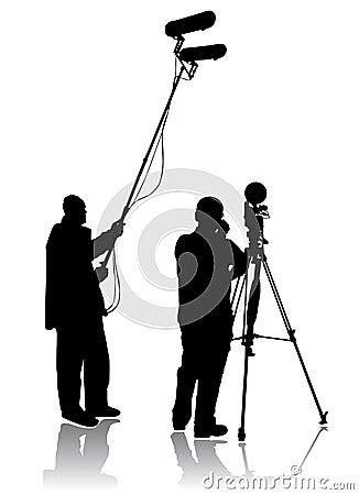 Free Cameraman Stock Images - 4631294