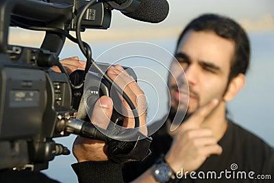 Cameraman & Host