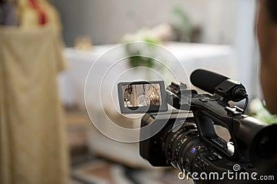Cameramanförbindelse