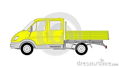 Camión para los granjeros