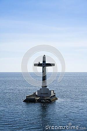 Camiguin island sunken cemetery philippines