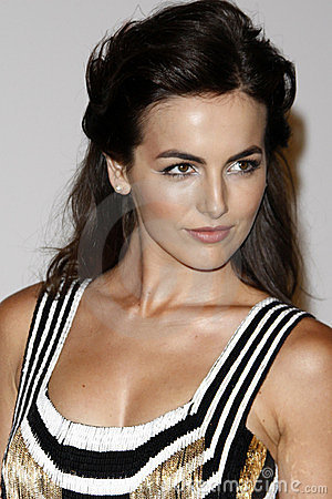 Camilla Belle Editorial Stock Photo