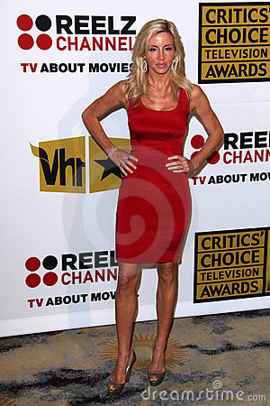 Camille Grammer Editorial Photography