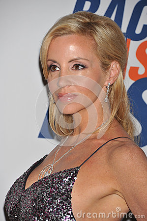 Camille Grammer Editorial Stock Image