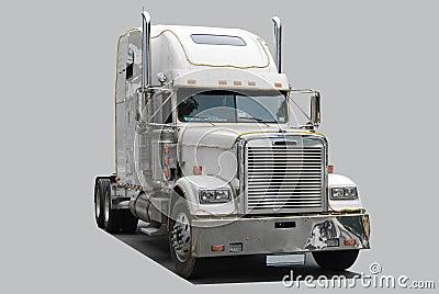 Caminhão americano