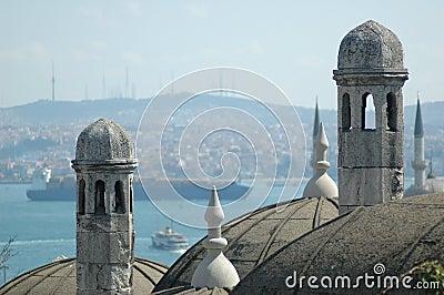 Camini antichi della moschea