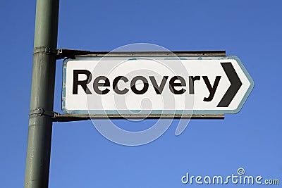 Camino a la recuperación