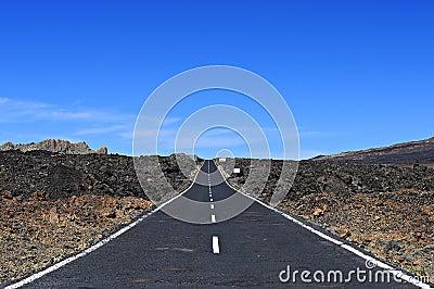 Camino recto
