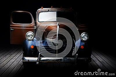 Camion classique