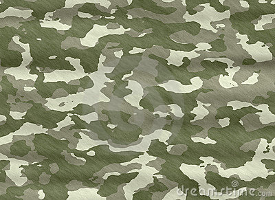 Camo camouflage fabric background