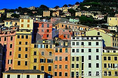 Camogli, Genoa, Italy
