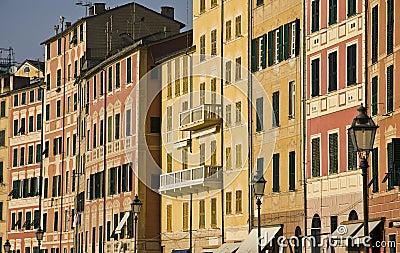 Camogli s houses