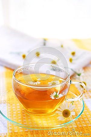 Free Camomile Tea Stock Photo - 3668530