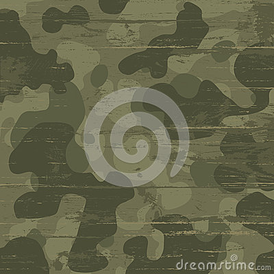 Camouflage military background.