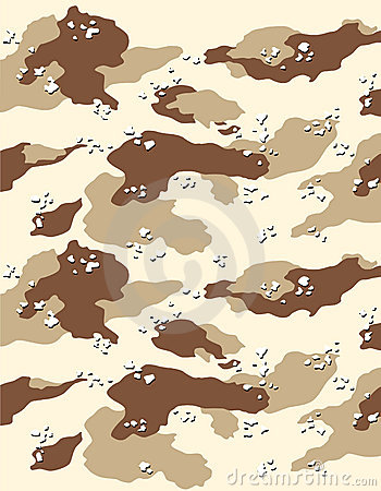 Camouflage Vector Pattern 3