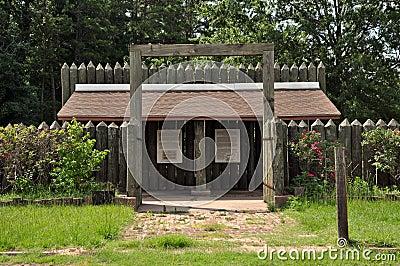 Camp Ford Civil War POW Camp.