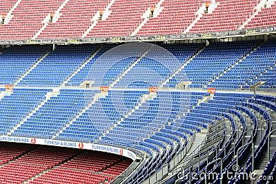 Camp Nou Editorial Photography