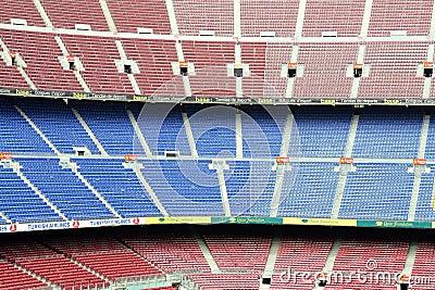 Camp Nou Editorial Stock Photo
