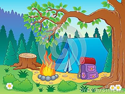 Camp theme image 2