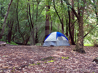 Campa tent