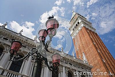 Campanile in Venice