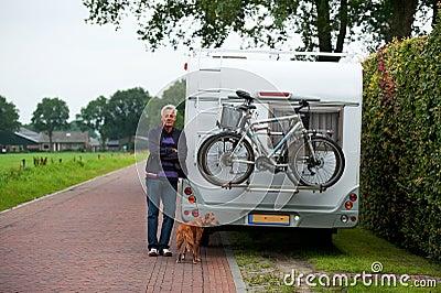 Camper owner