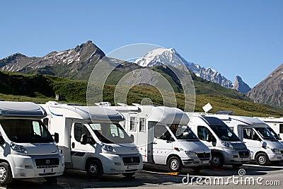 Camper parking