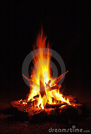 Free Campfire 02 Stock Photos - 2466773