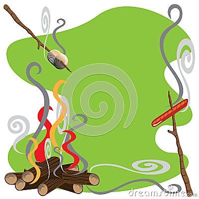 Free Campfire Treats Royalty Free Stock Photography - 14747627