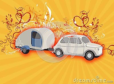 Camping fantasy