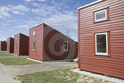Camping houses