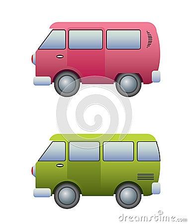 Camping microbus