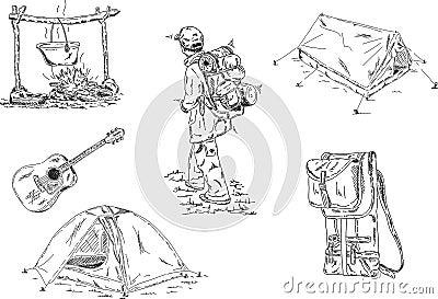Camping set