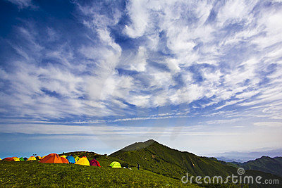 Camping Tents Stock Photography - Image: 9898922